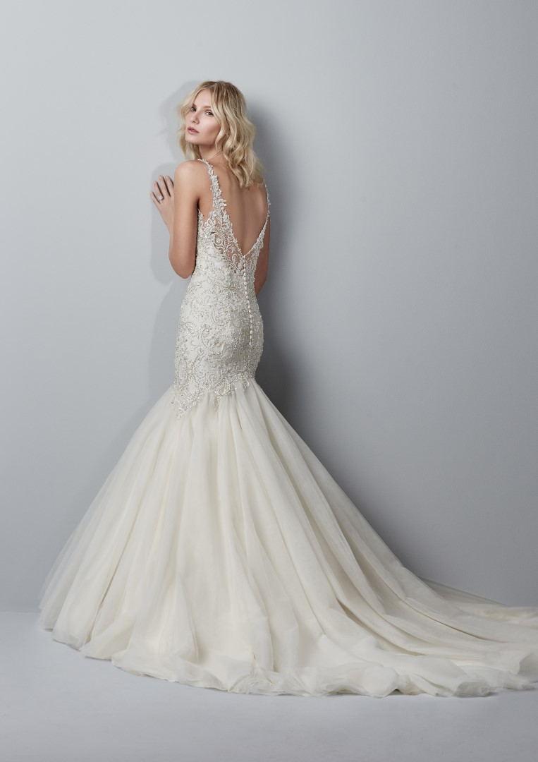 MS Couture Bridalwear 25725
