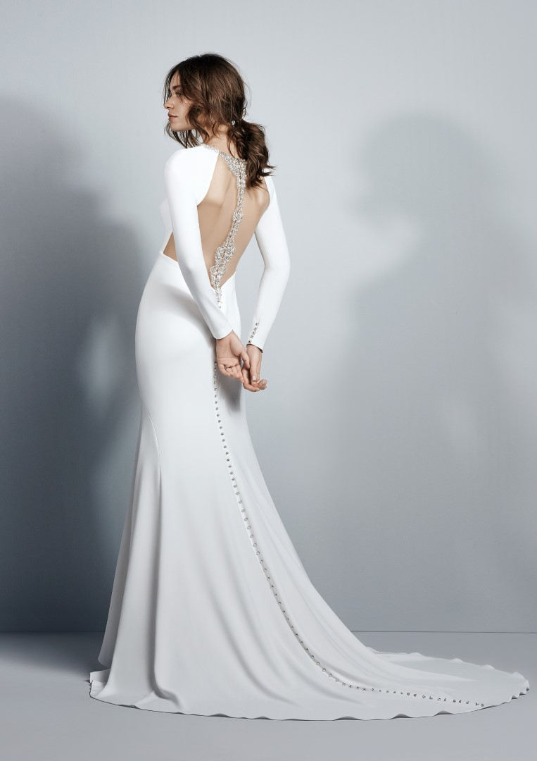 MS Couture Bridalwear 25730