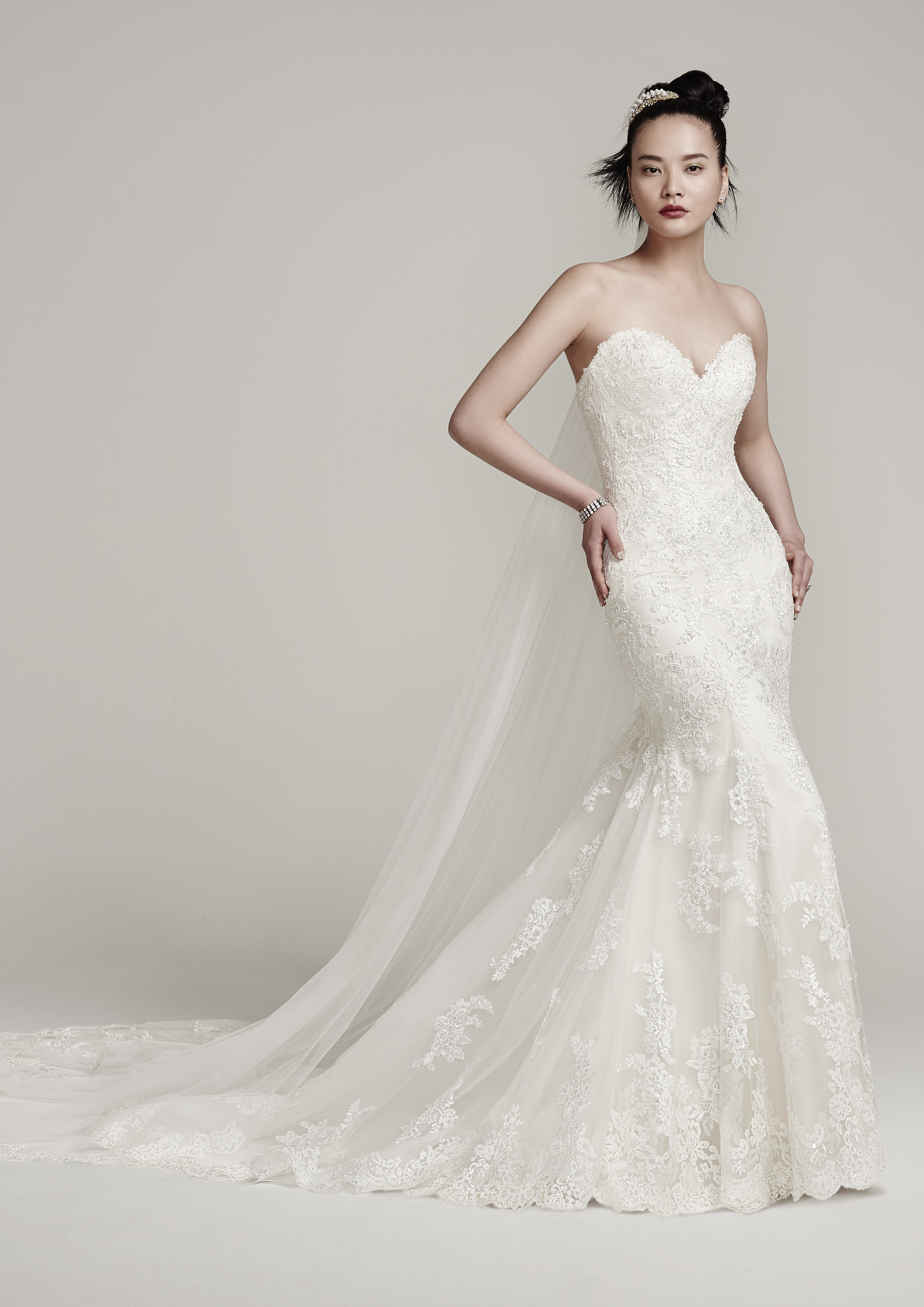 MS Couture Bridalwear 24095