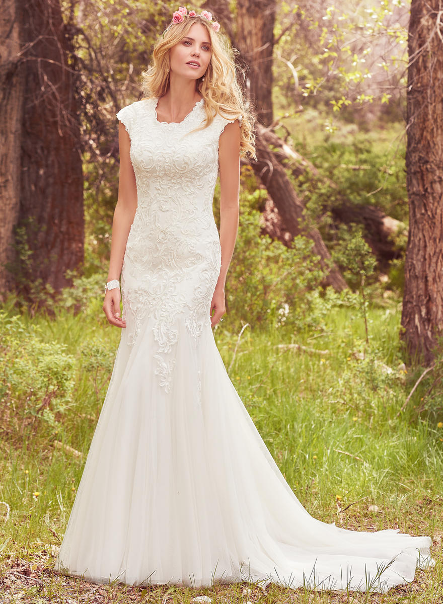 MS Couture Bridalwear 25422