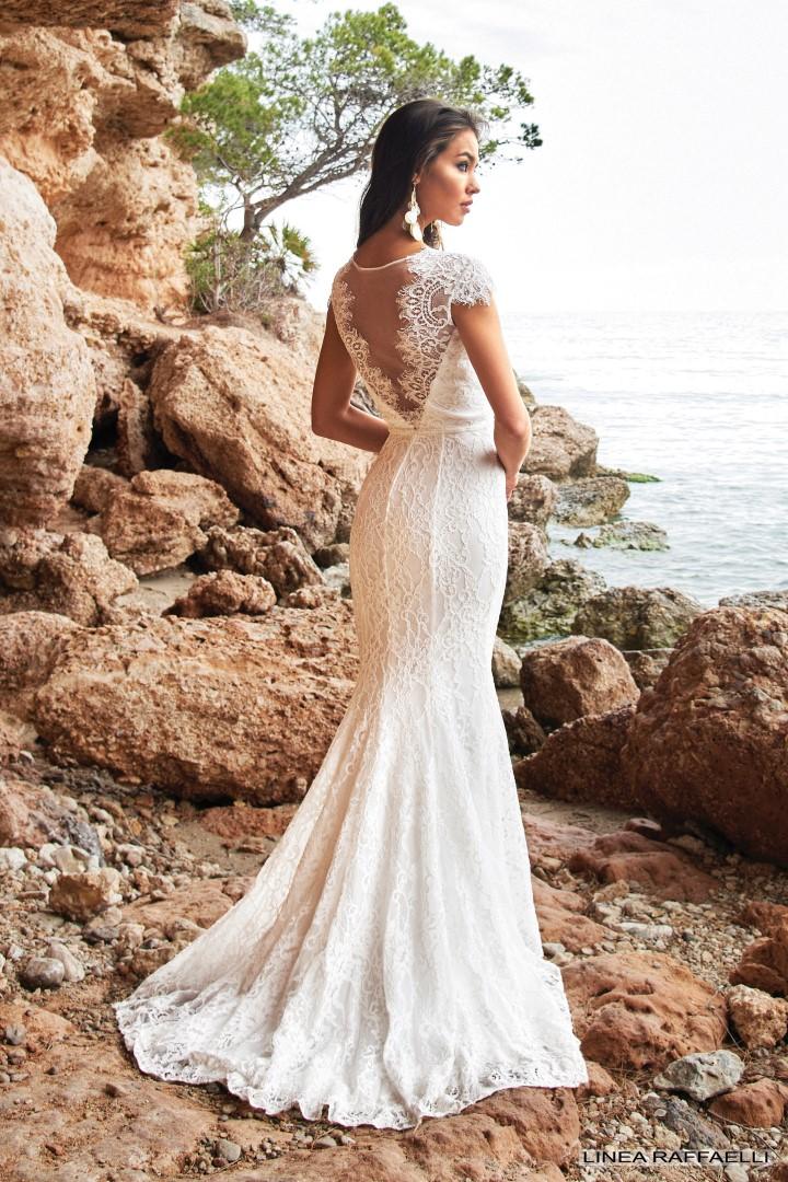 Linea Raffaelli Bridal 25605